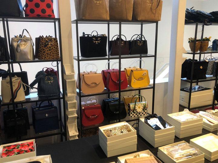 Charlotte Olympia Sample Sale Handbags
