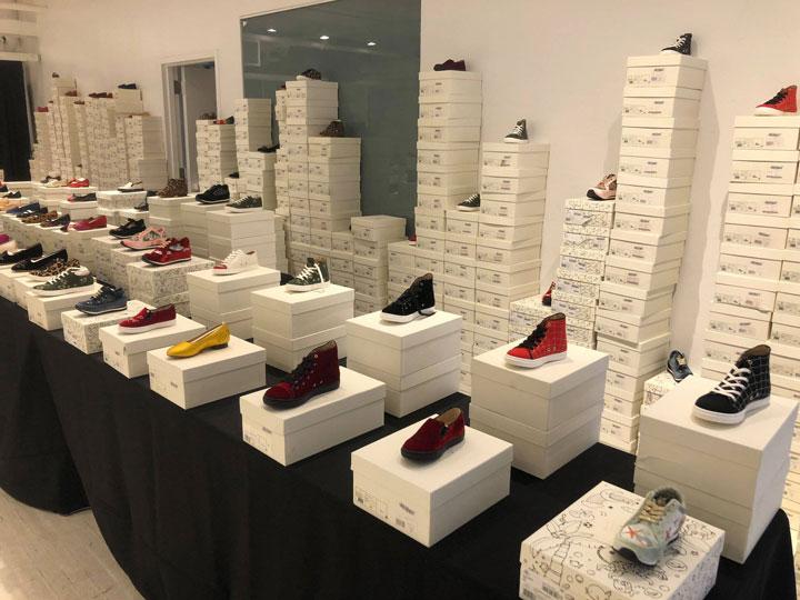 Charlotte Olympia Sample Sale Footwear