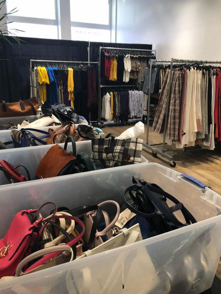 Derek Lam & Derek Lam 10 Crosby Sample Sale