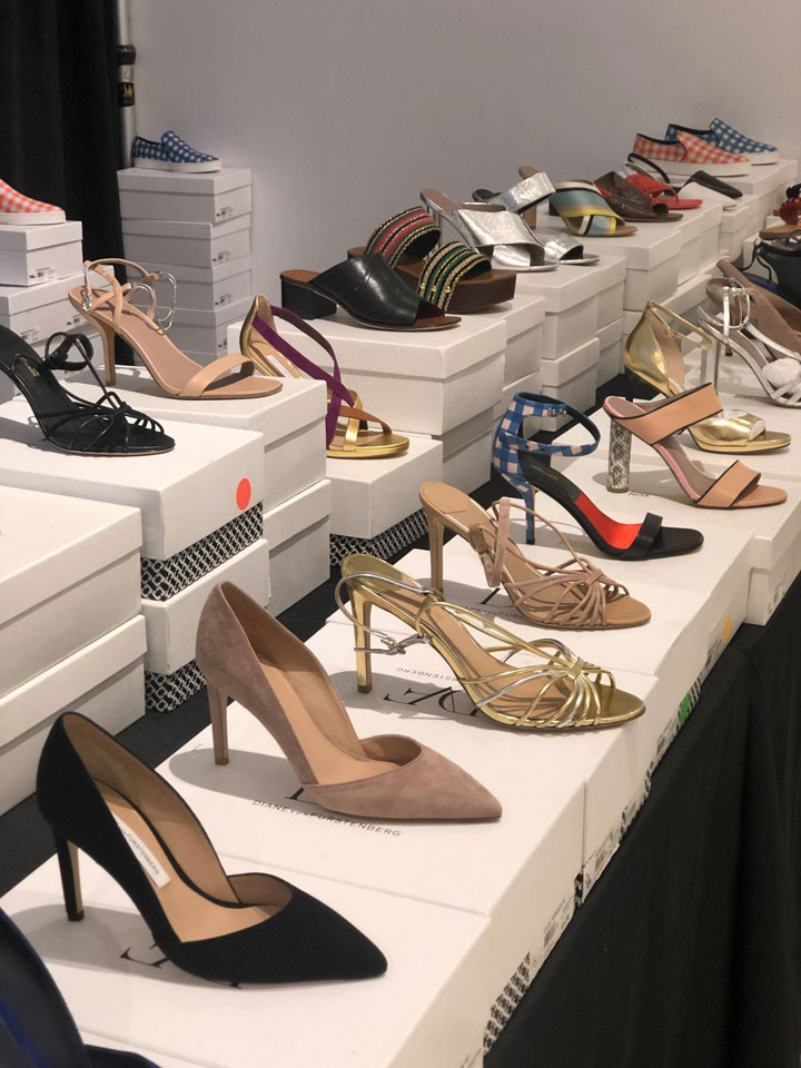 a0145f4c87f Rag   Bone Sample Sale Footwear. Pics from Inside the Diane von Furstenberg  ...