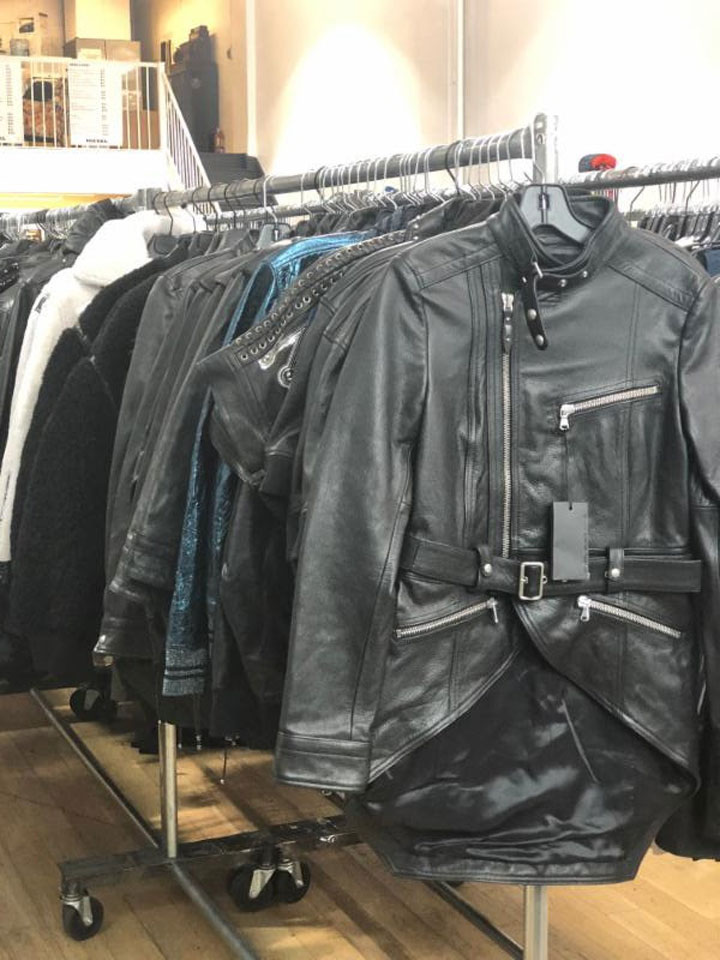 Diesel Black Gold Sample Sale Jackets