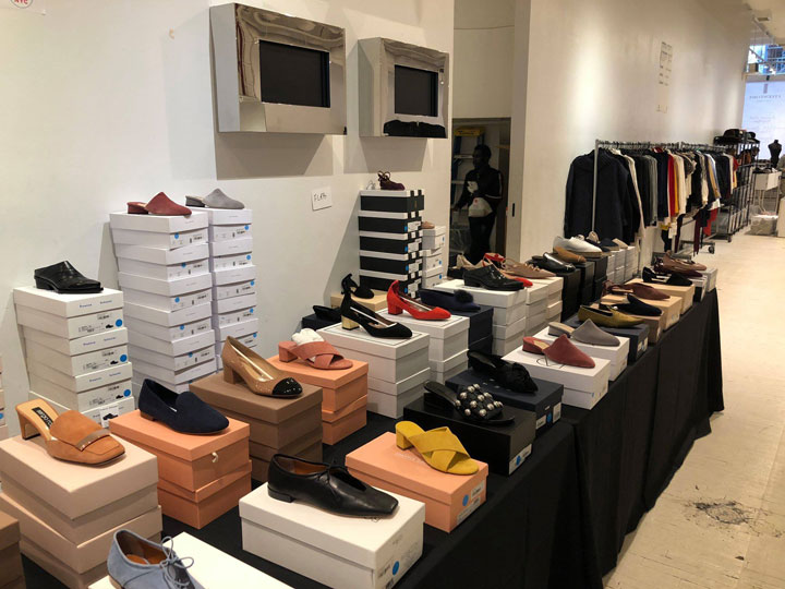 Fivestory New York Off Site Sale Footwear