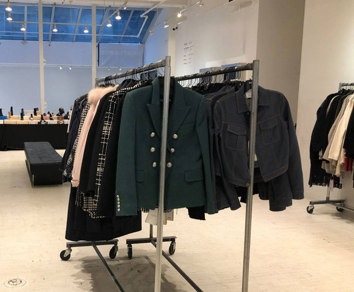 Fivestory New York Off Site Sale Jackets