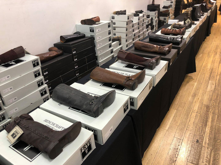 Frye Sample Sale Tall Boots