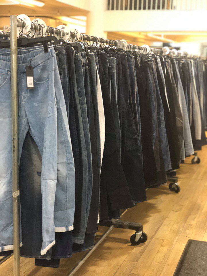 G-Star RAW Sample Sale Jeans