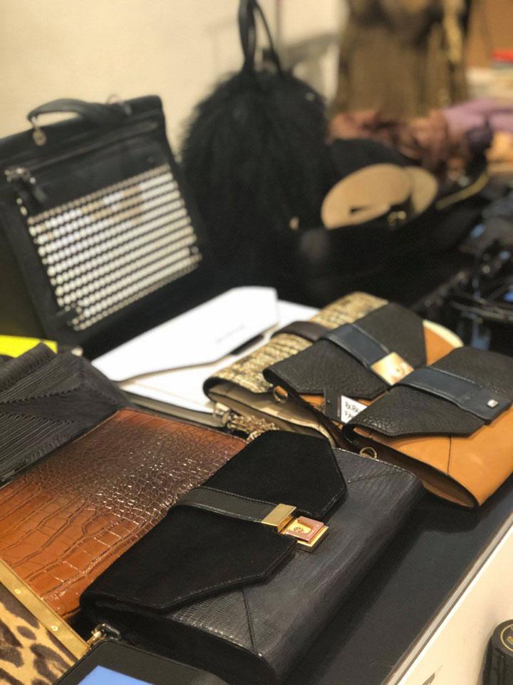 Herve Leger + BCBGMAXAZRIA Sample Sale Accessories