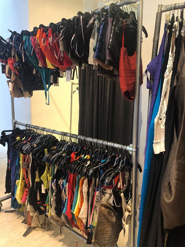 Herve Leger Sample Sale Swimwear