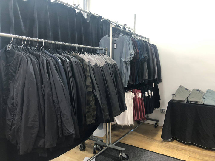 J Brand Sample Sale Leather