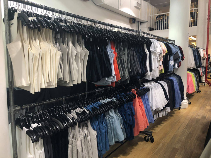 J Brand Sample Sale Tops