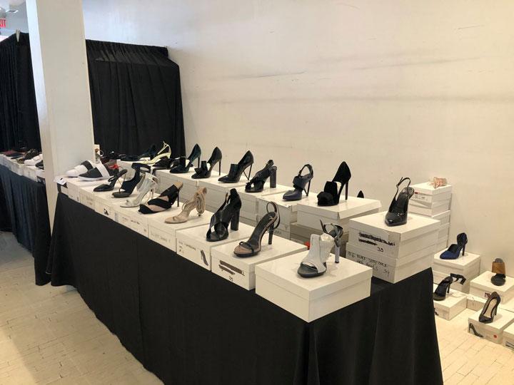 Jason Wu Sample Sale Footwear