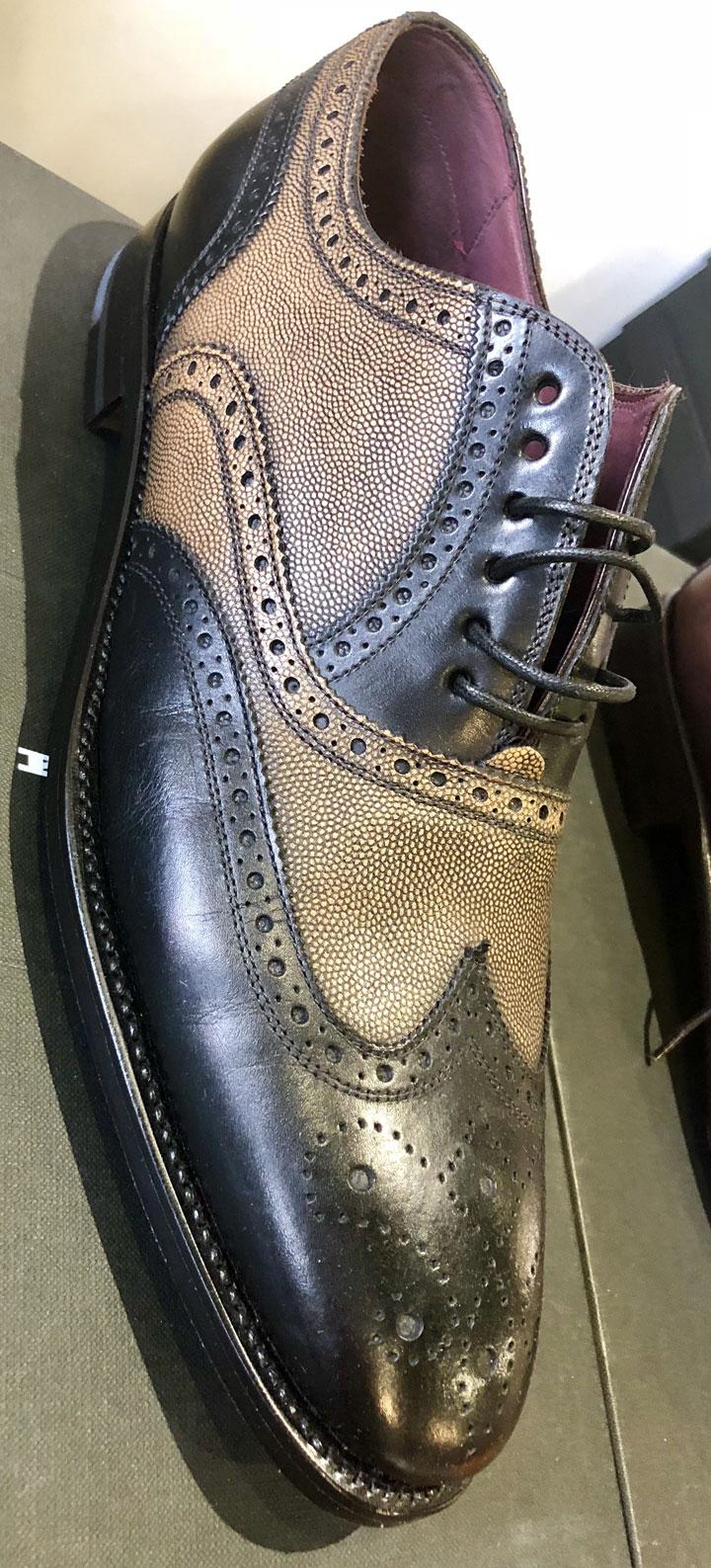 Kiton Sample Sale Dress Shoe