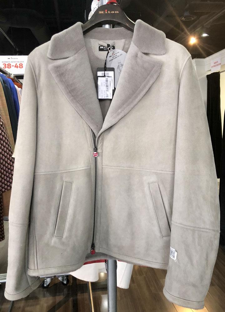 Kiton Sample Sale Jacket
