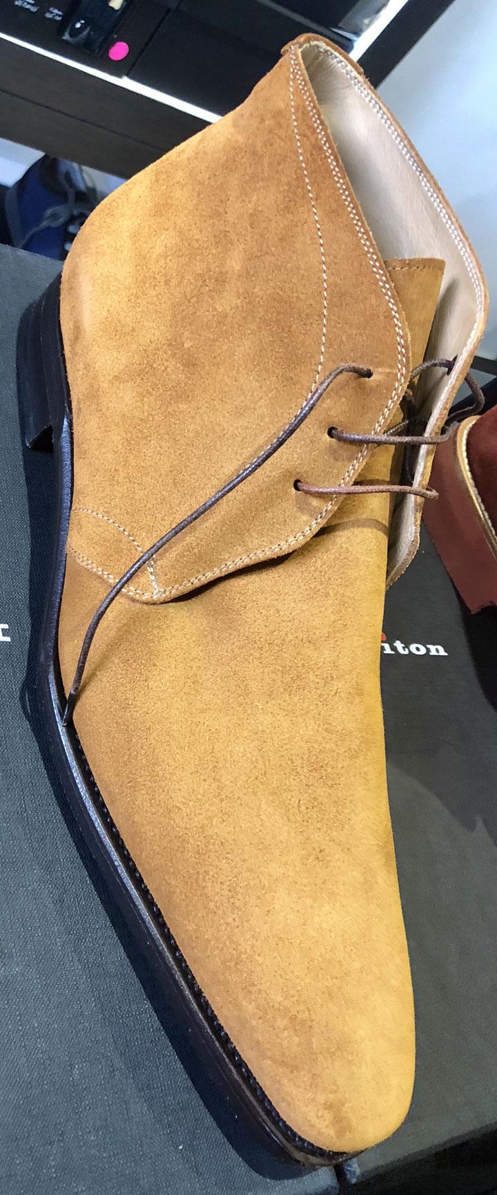 Kiton Sample Sale Shoe