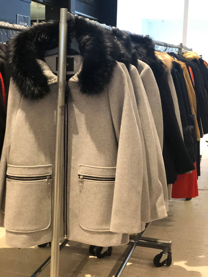 Maje Sample Sale Coats