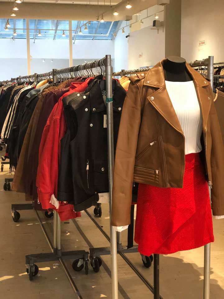 Maje Sample Sale Jackets