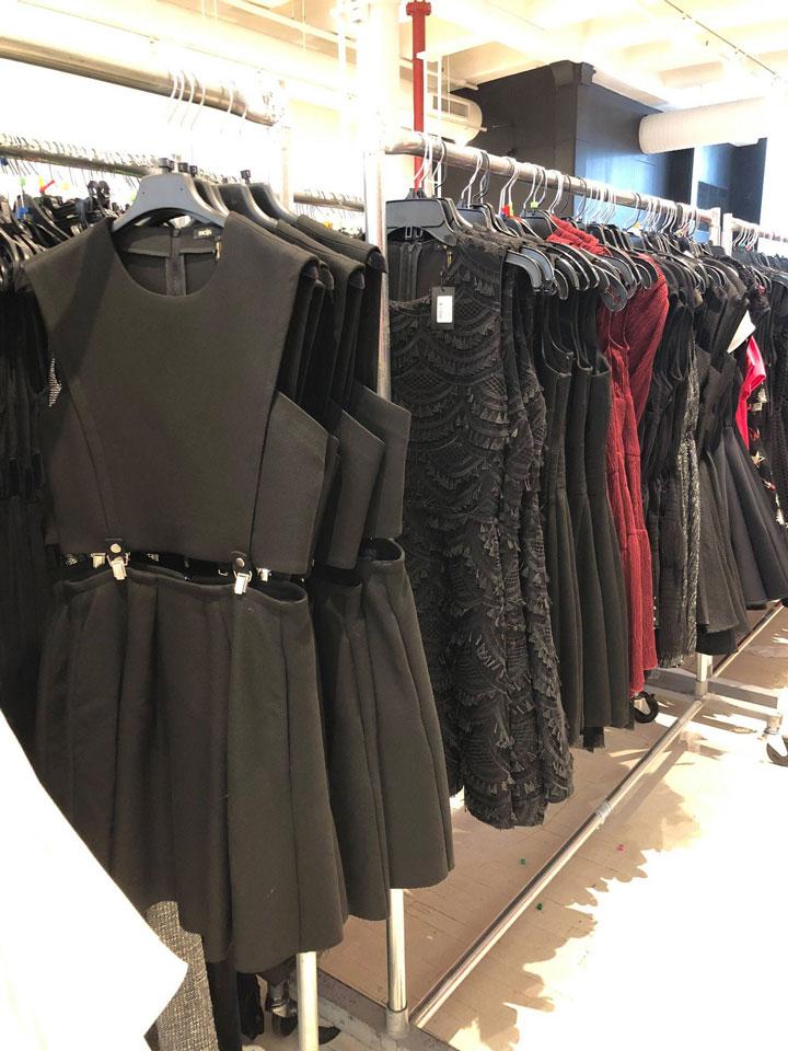 Maje Sample Sale Dresses