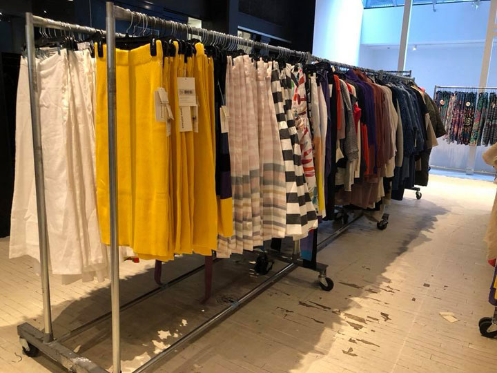Mara Hoffman Sample Sale Apparel