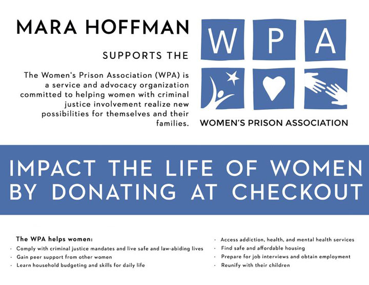 Mara Hoffman Sample Sale WPA