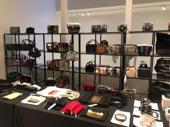 Marc Jacobs Sample Sale Accessories