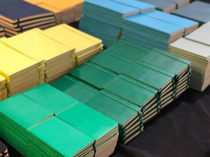 Moleskine Sample Sale Notebooks