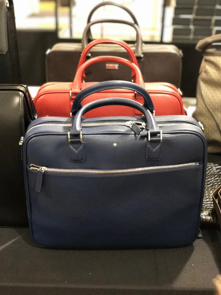 Montblanc Sample Sale Bags