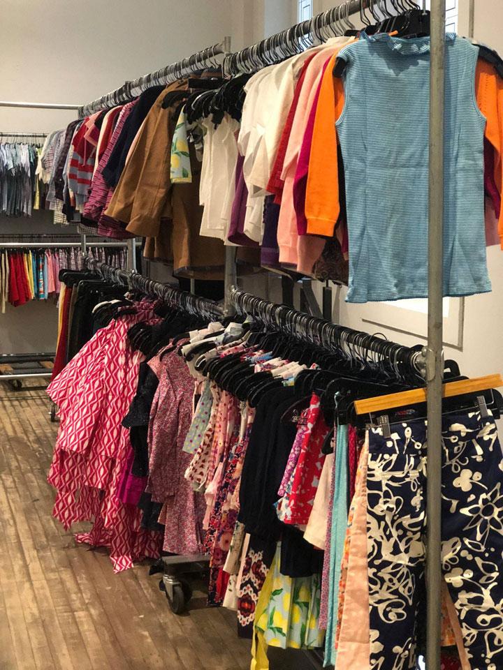 Oscar de la Renta Sample Sale Kidswear