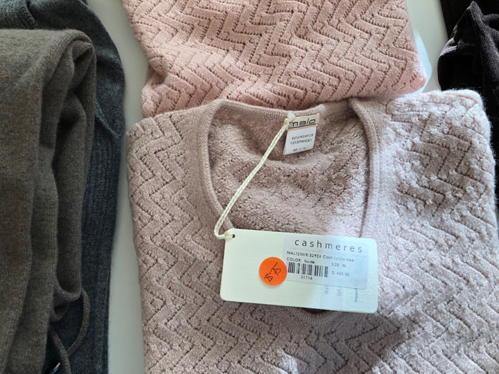 Our Crazy Shopping Spree at Cashmere Rack Overstock Sale