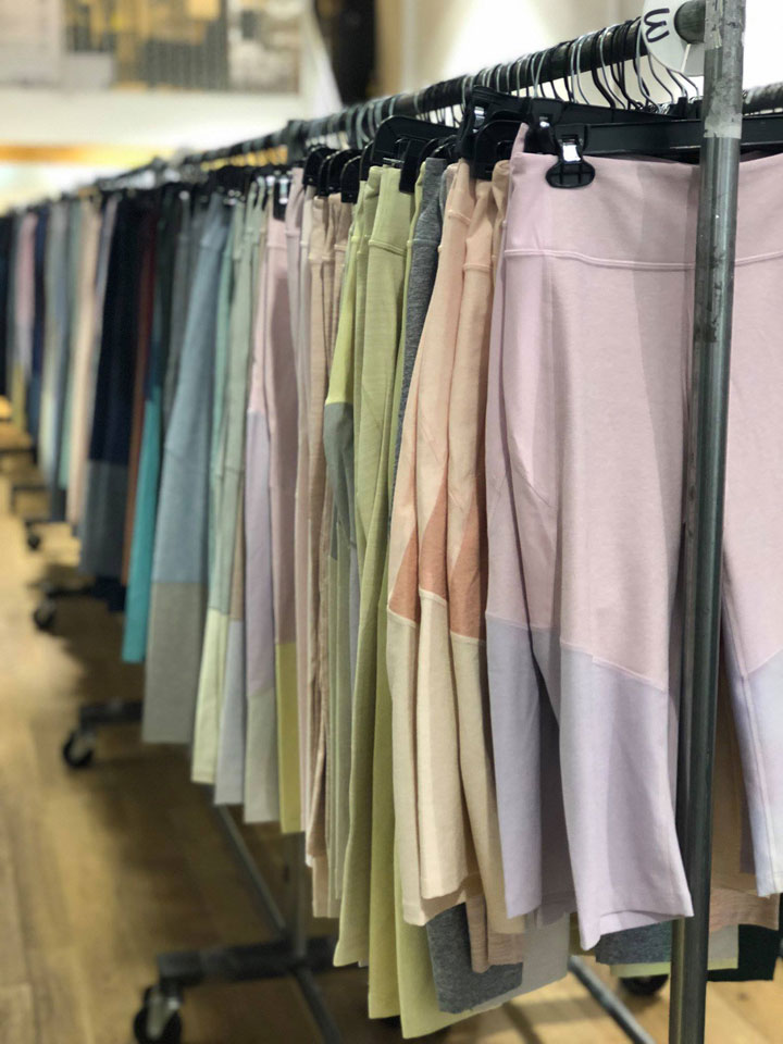 Outdoor Voices Sample Sale Activewear