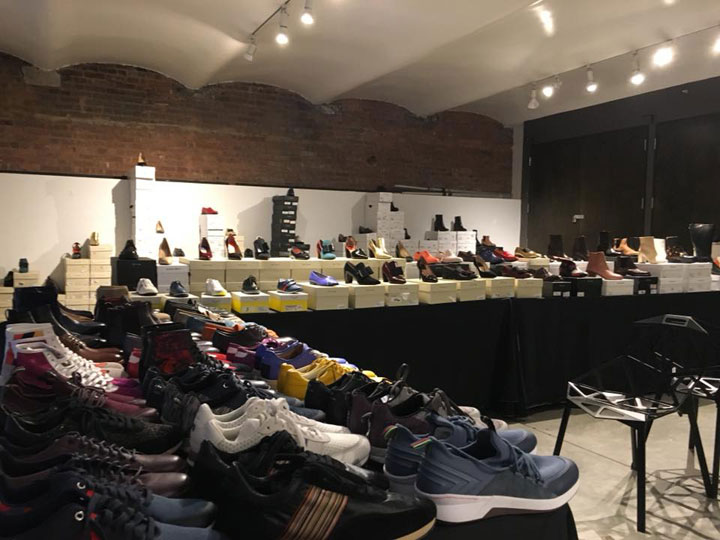 Paul Smith Sample Sale Footwear