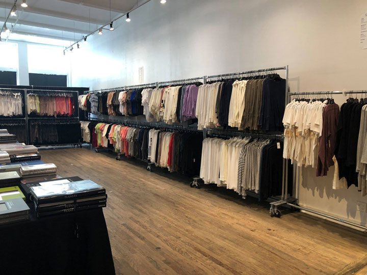 Pics from Inside the 260 x Splendid Sample Sale