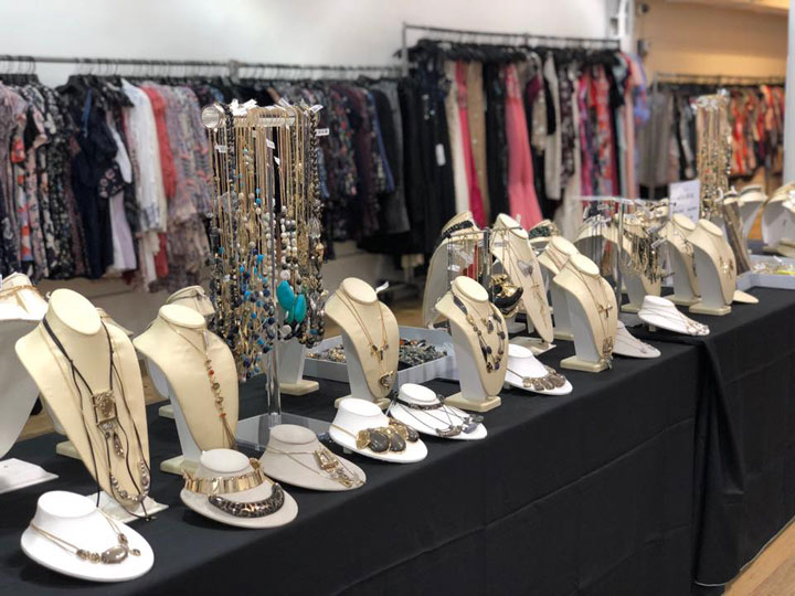 Pics from Inside the Alexis Bittar Sample Sale