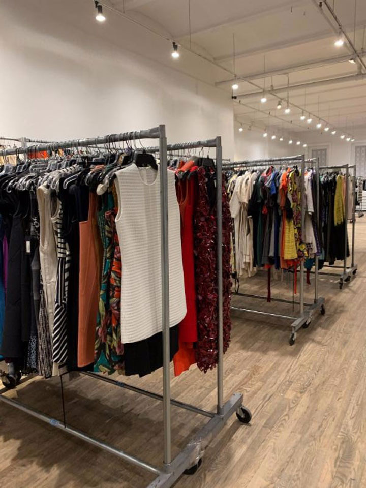 Pics from Inside the Derek Lam Sample Sale