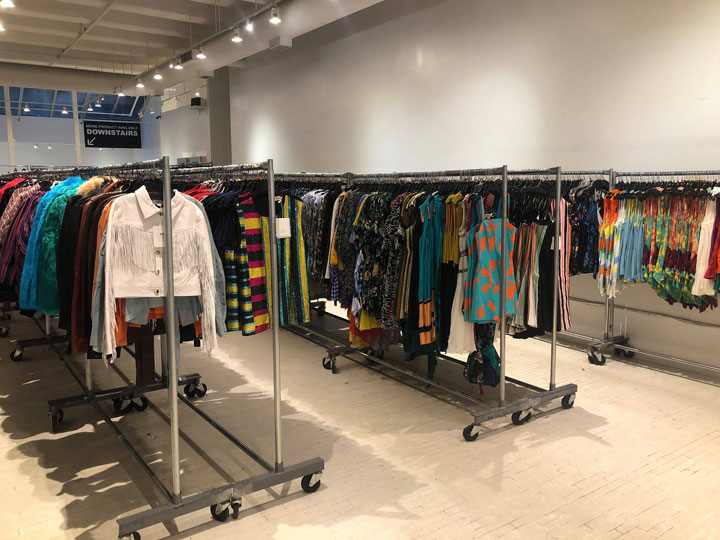 Pics from Inside the Diane von Furstenberg Sample Sale