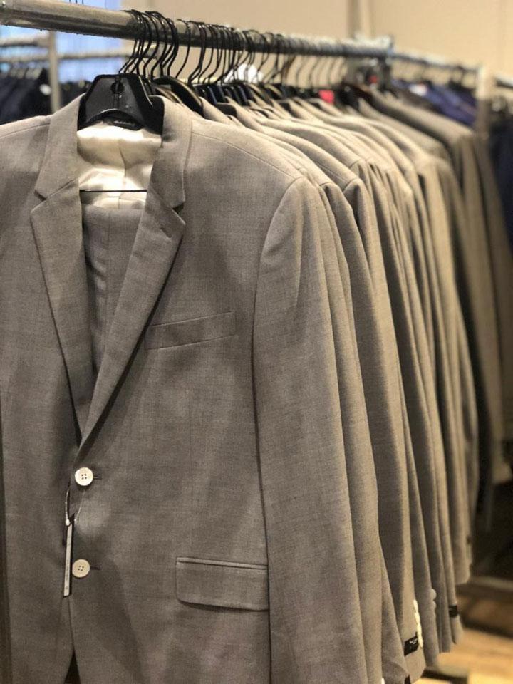 Paul Smith Sample Sale Menswear