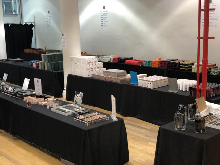 Pics from Inside the Rituals Sample Sale