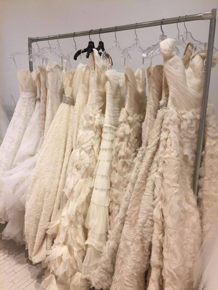Pics from Inside the Romona Keveža Sample Sale