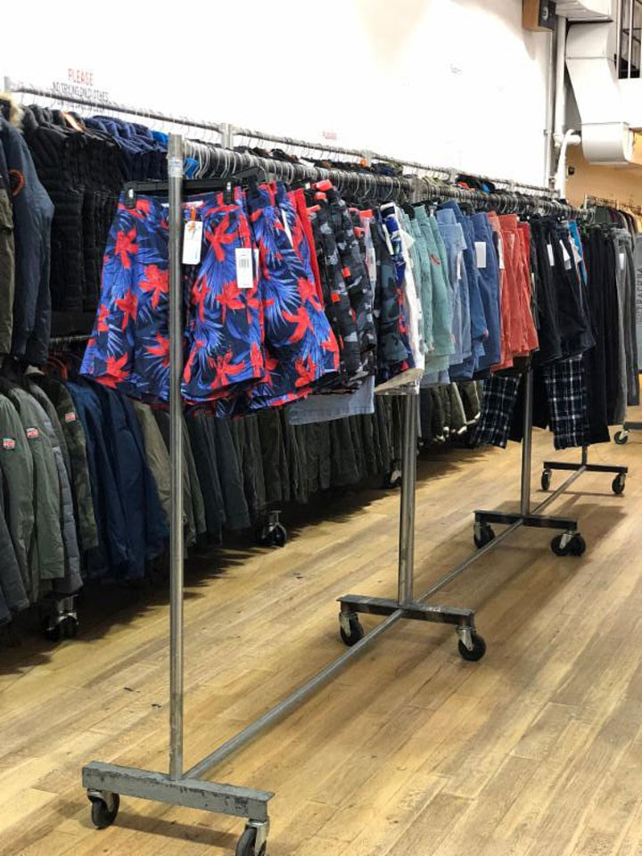 Superdry Sample Sale Apparel