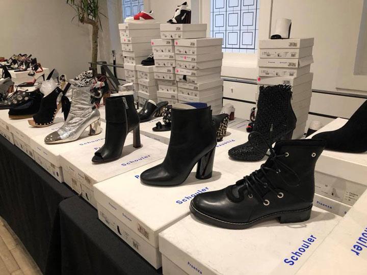 Proenza Schouler Sample Sale Footwear