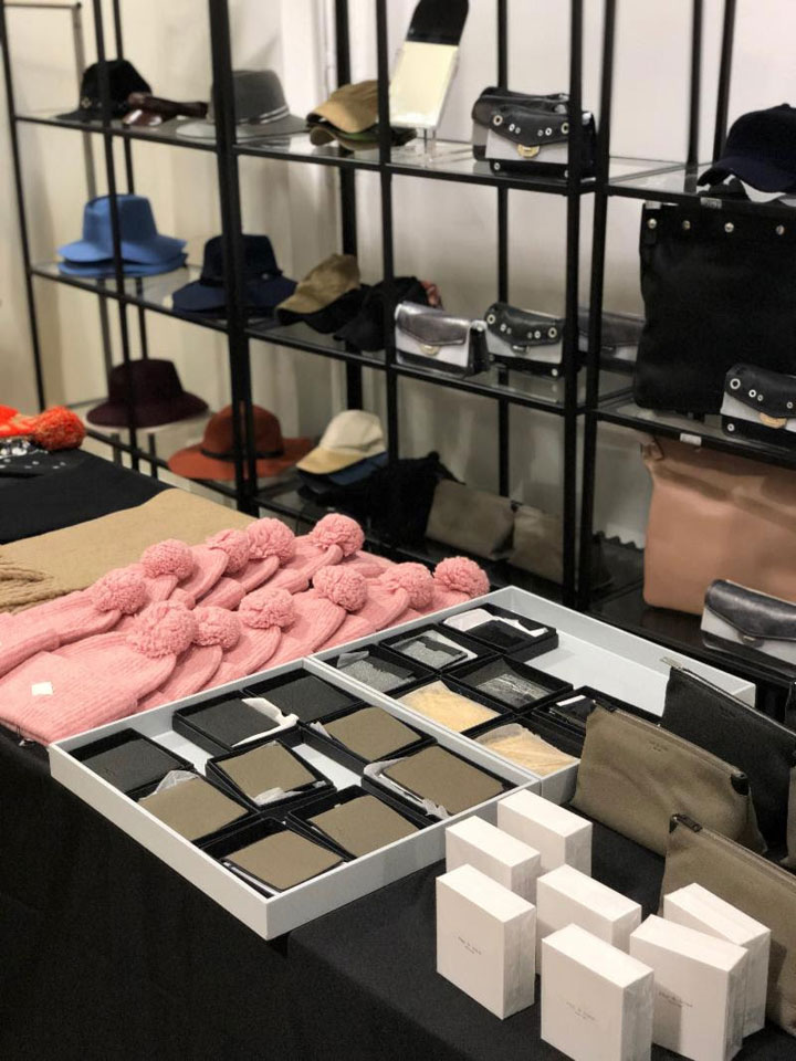 Rag & Bone Sample Sale Accessories