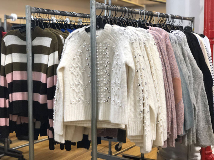 Rag & Bone Sample Sale Sweaters