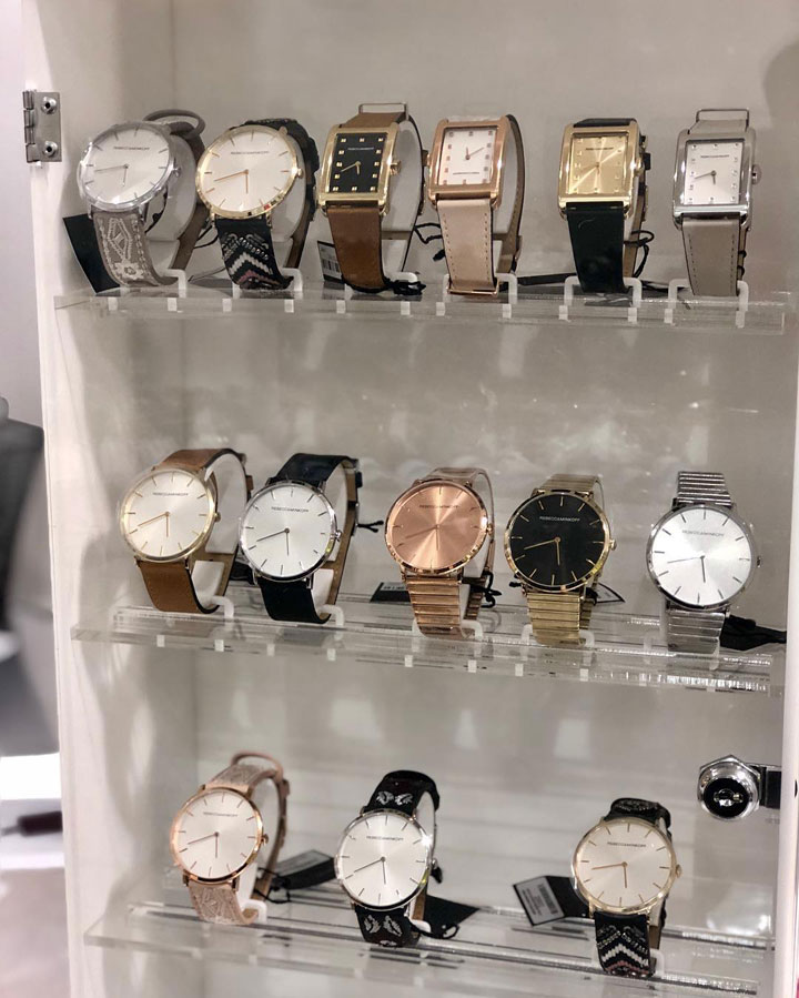 Rebecca Minkoff Sample Sale Watches