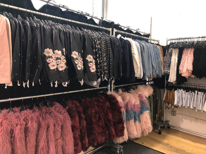 Pics from Inside the Rebecca Minkoff Sample Sale