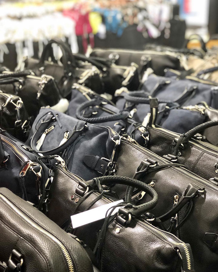 Uri Minkoff Sample Sale Handbags