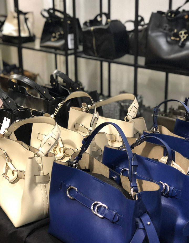 Reiss London Sample Sale Handbags