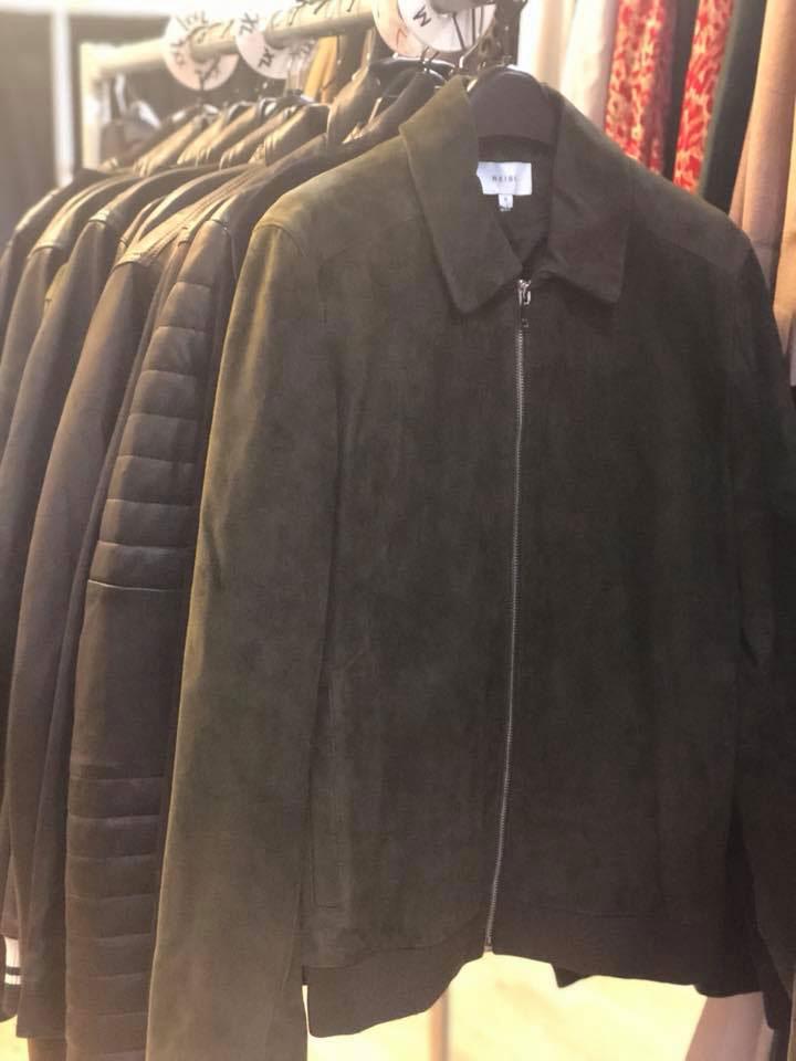 Reiss London Sample Sale Jackets