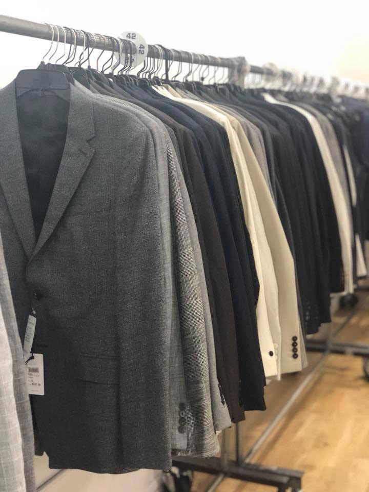 Reiss London Sample Sale Jackets