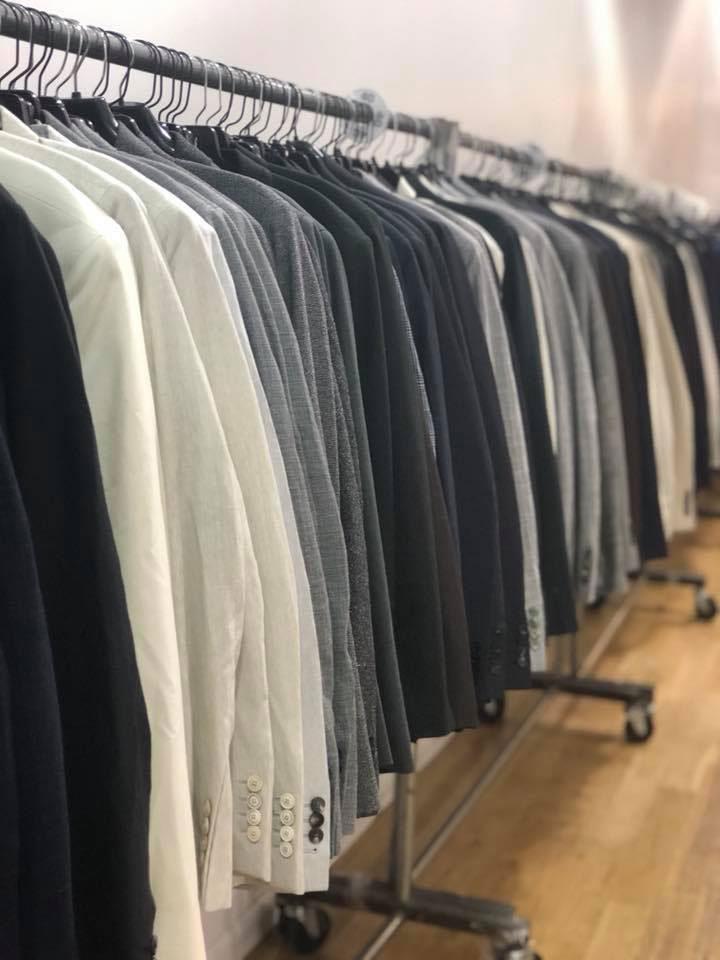 Reiss London Sample Sale Suit