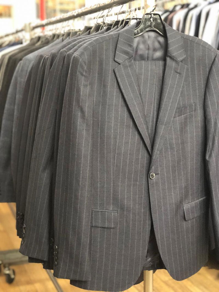 Reiss London Sample Sale Suit