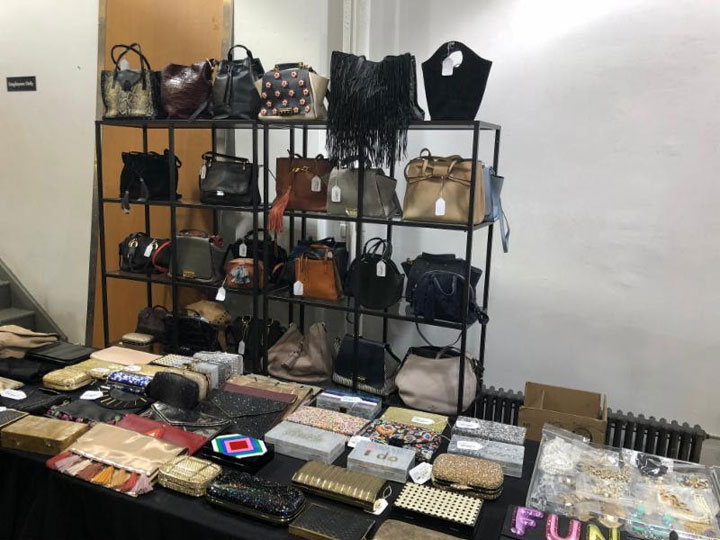 Rent The Runway Sample Sale Accessories