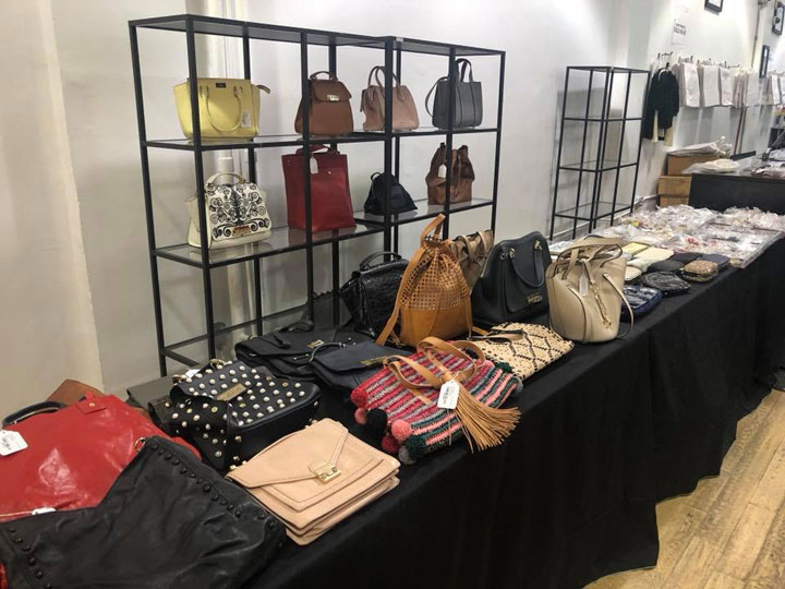 Rent the Runway Sample Sale Handbags